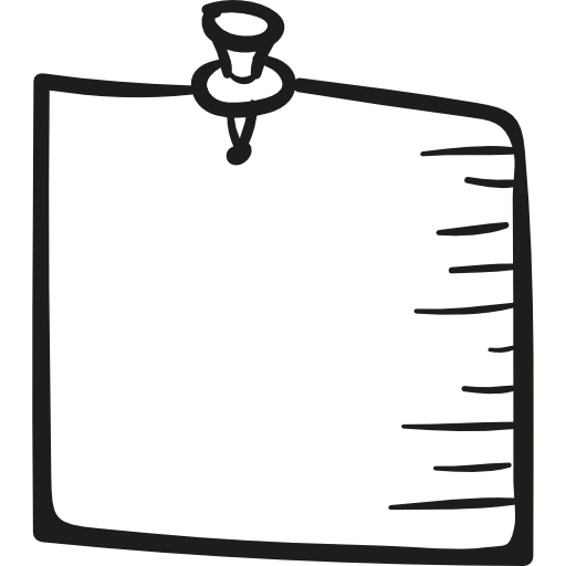 papel-con-chincheta-dibujada