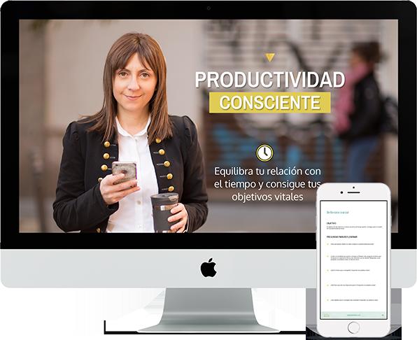 formación online de productividad personal