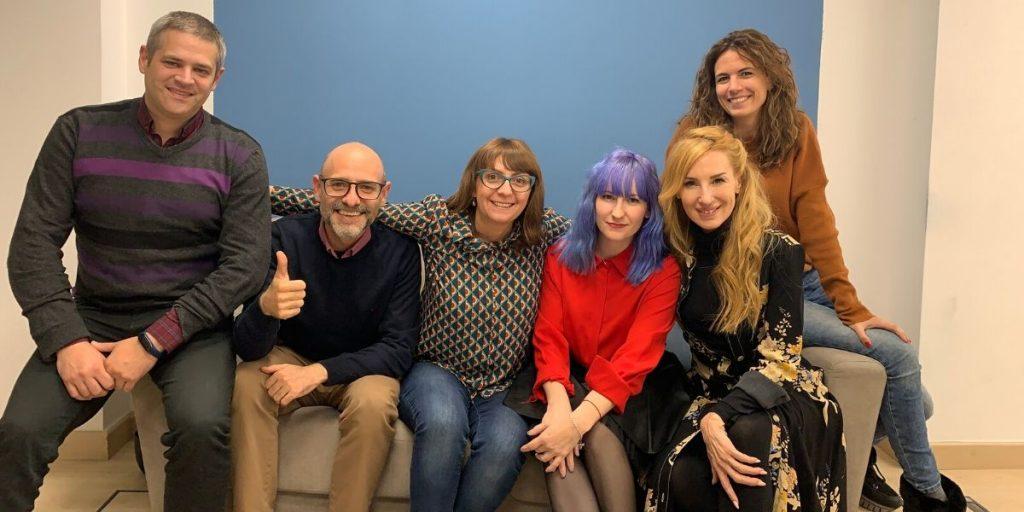 Otro hito fundamental del año 2019 fue incorporar al equipo a una Project Manager Digital y organizar mi primer Mentoring Day para clientes en Madrid.